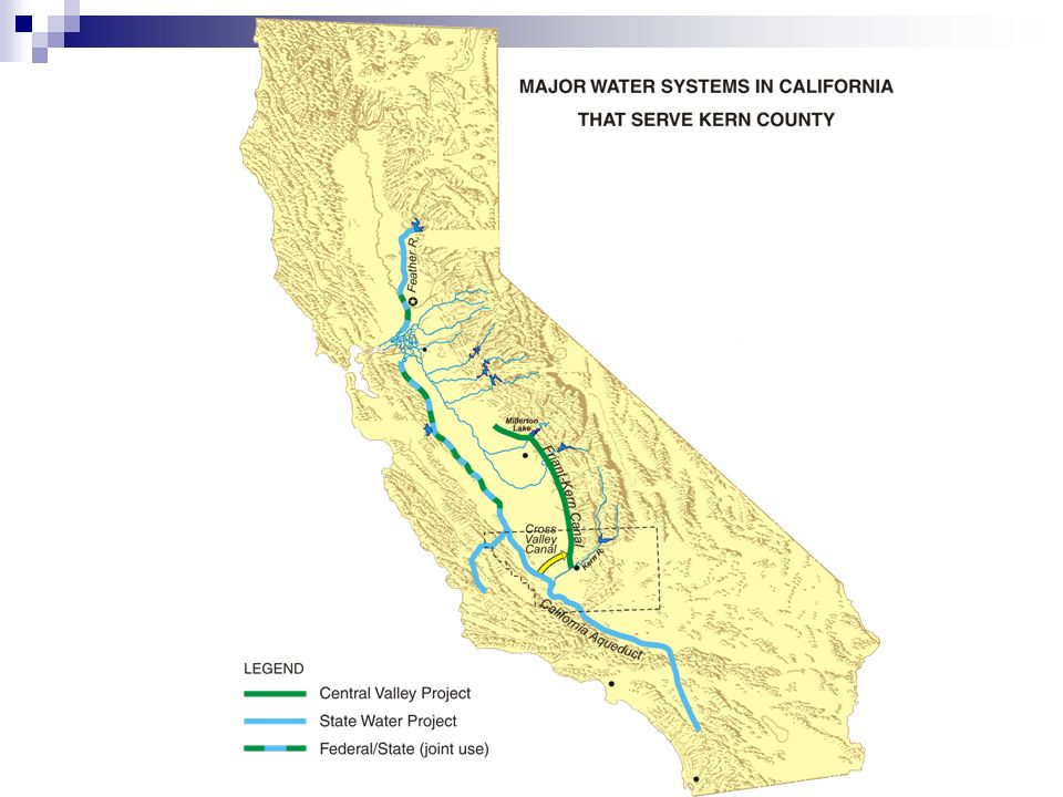 4 State Water Project Deliveries via California Aqueduct ? Delivers over 10670 cfs 5.2 Billion spent as of 2001 on SWP Share of costs based on geography ...  sc 1 st  SlidePlayer & Kern County Water Agency u2013 Know u0026 Tell Josh Jason u0026 Juy. - ppt ...