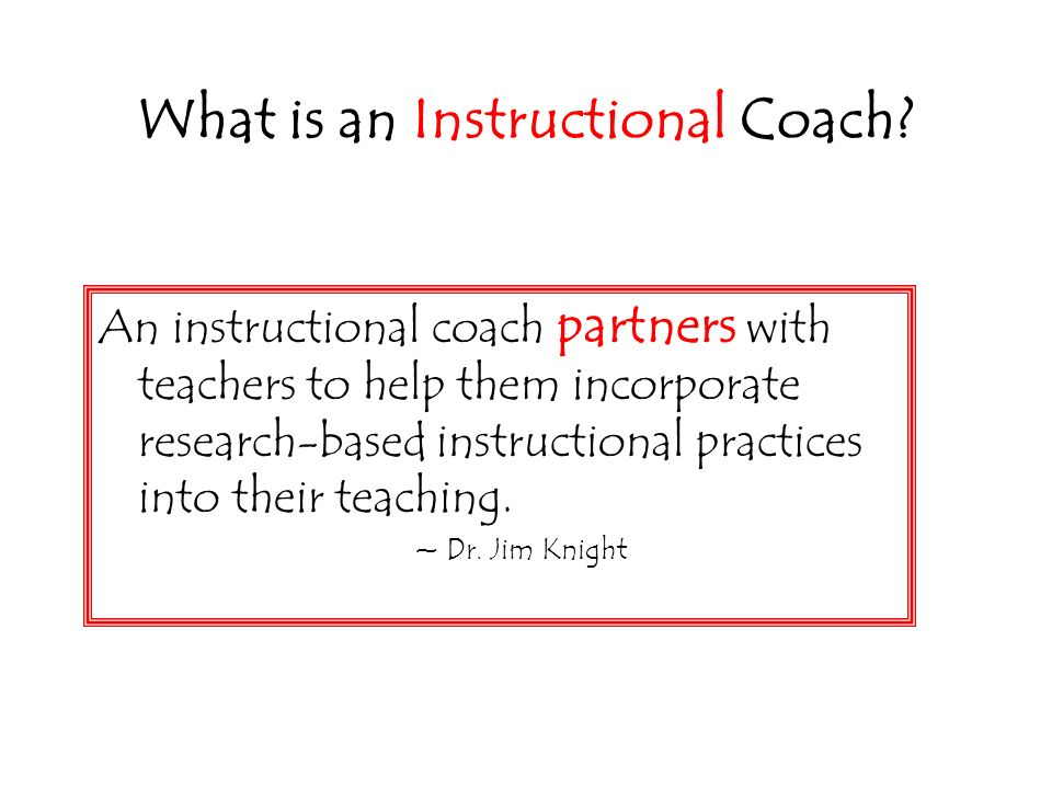 Literacy Coaching A School Team Approach What Is A Literacy Coach