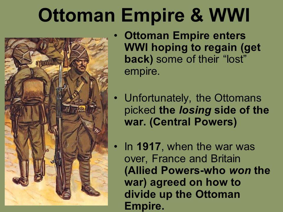 Wwi Ottoman Uniform