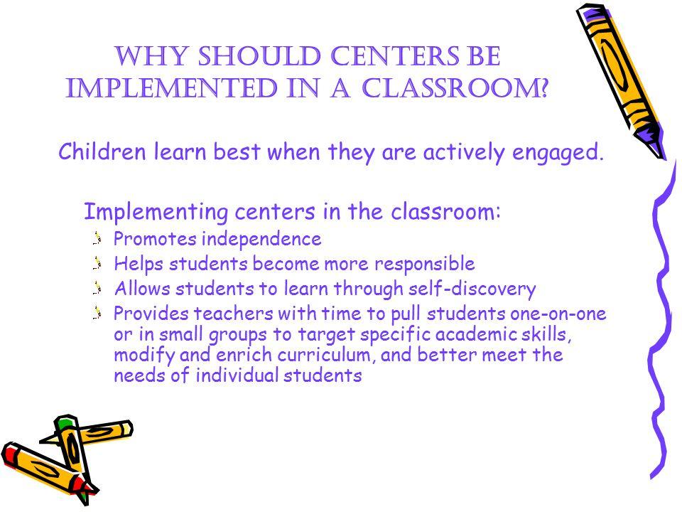 Literacy Centers in Kindergarten Classroom Kimesha White Best