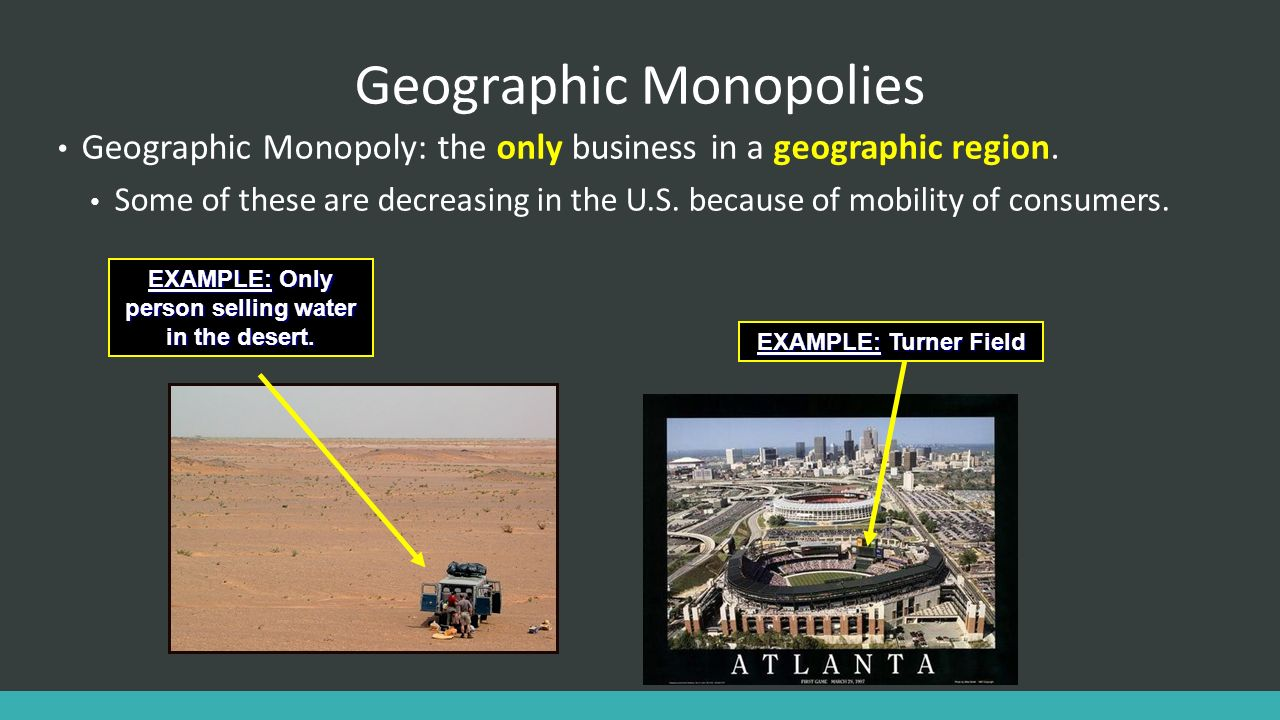 why is monopolies harmful and how The monopoly will price higher and produce less than a competitive market this will maximize the profit for the monopoly firm, but will cause what is called a deadweight loss where the total benefit of trade between the customer and the firm will be less than it would be under competition.