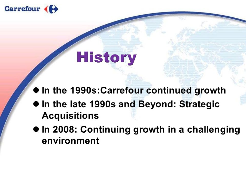 carrefour annual report 2008