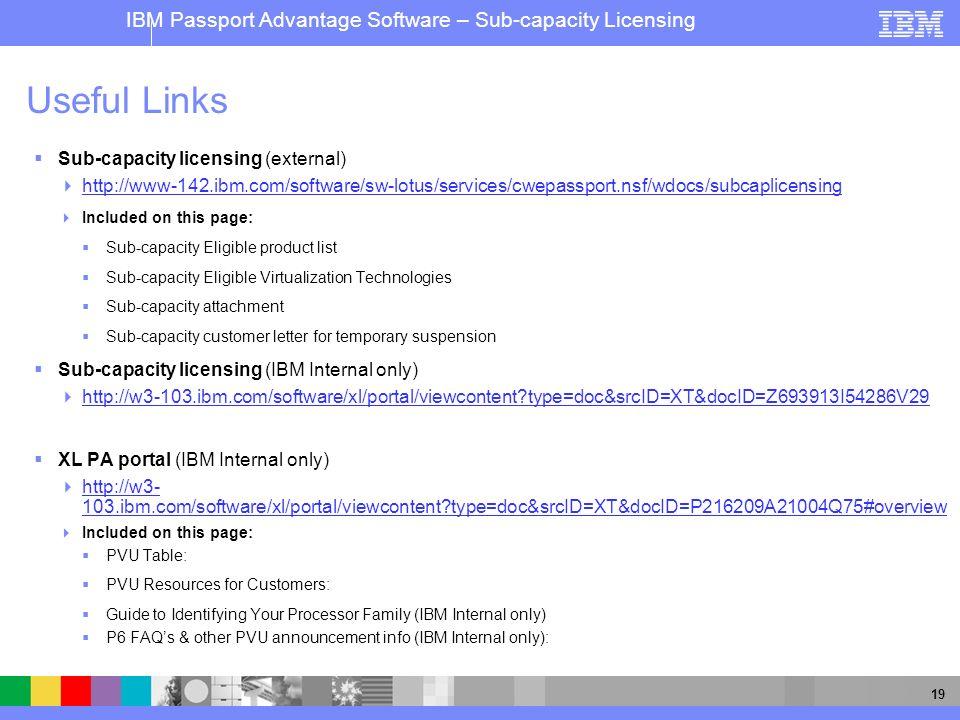 IBM Software © 2007 IBM Corporation IBM Software Group