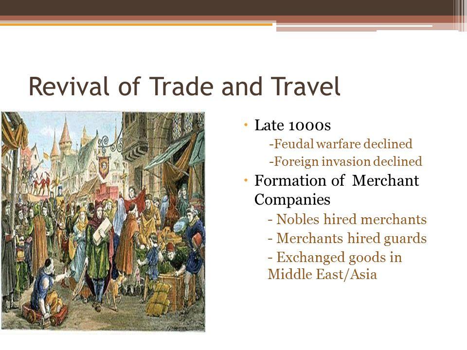 decline of feudalism in western europe