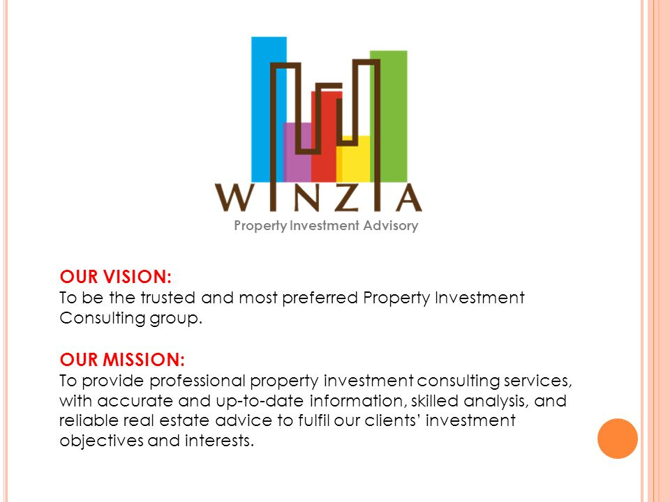 property investment group company profile
