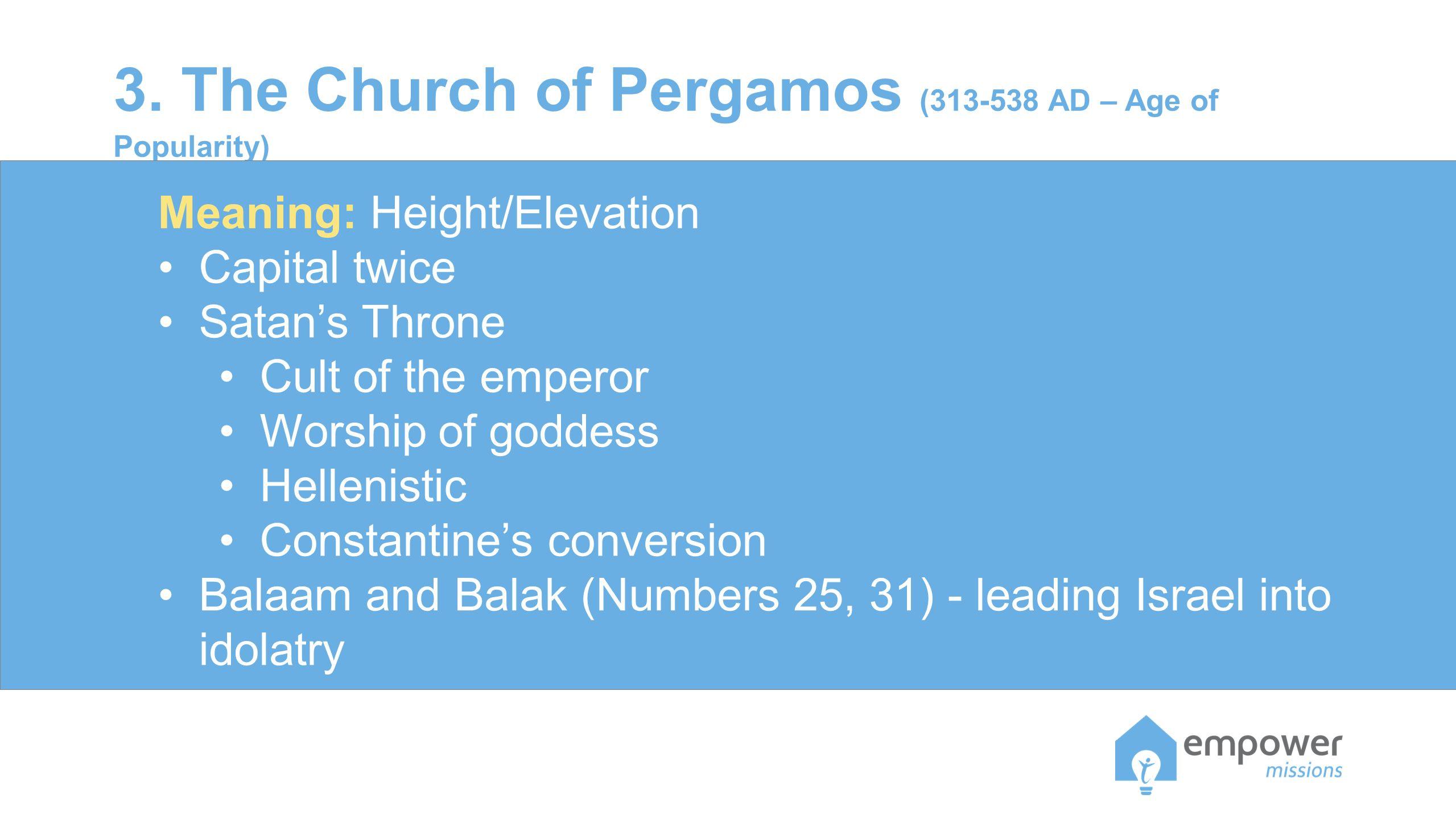Revelation's Seven Churches Christian Hjortland  - ppt download