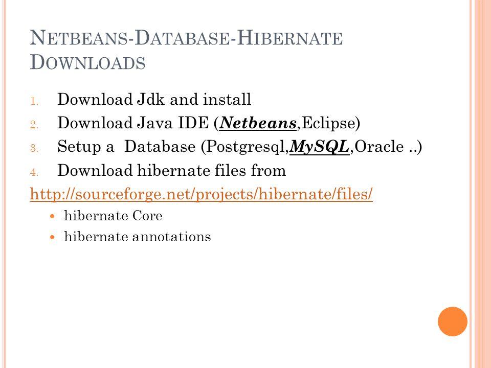 HIBERNATE 3.0 TÉLÉCHARGER