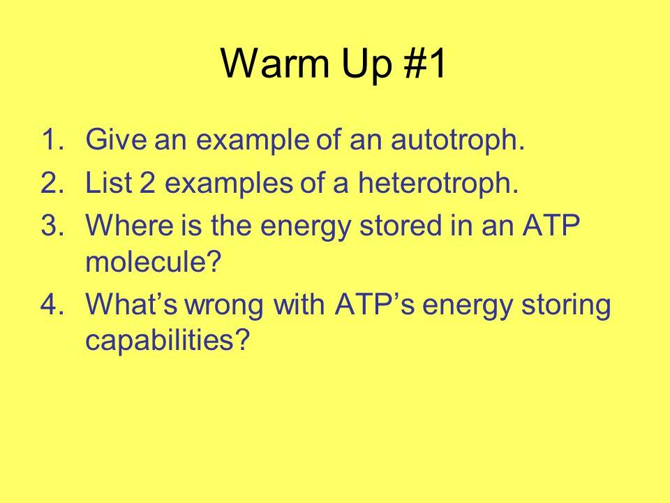 Energy system.