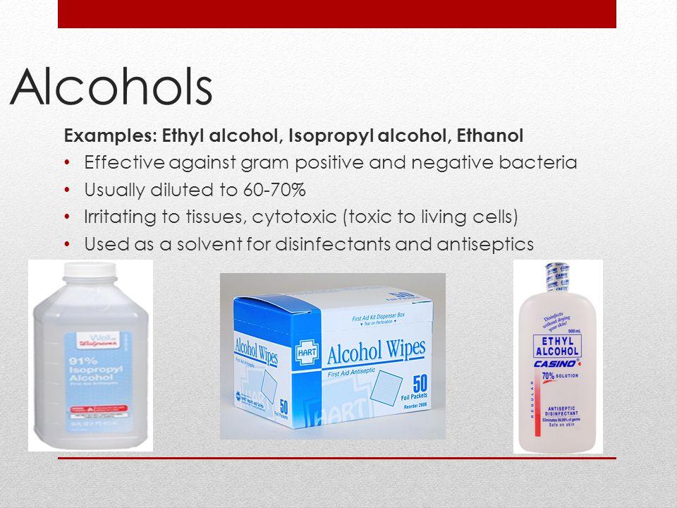 Ethanol Disinfectant