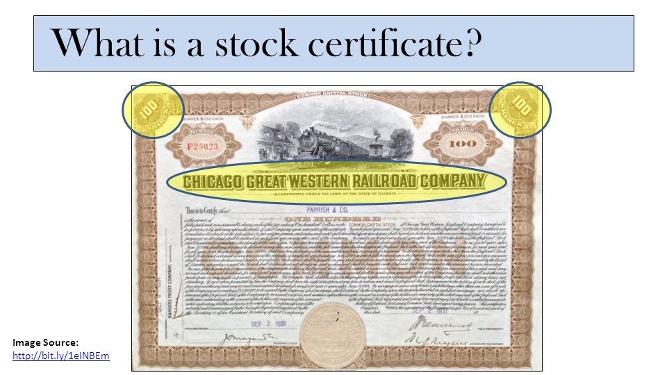 Economics Mini Lesson Stocks Under 5 Minutes Learning