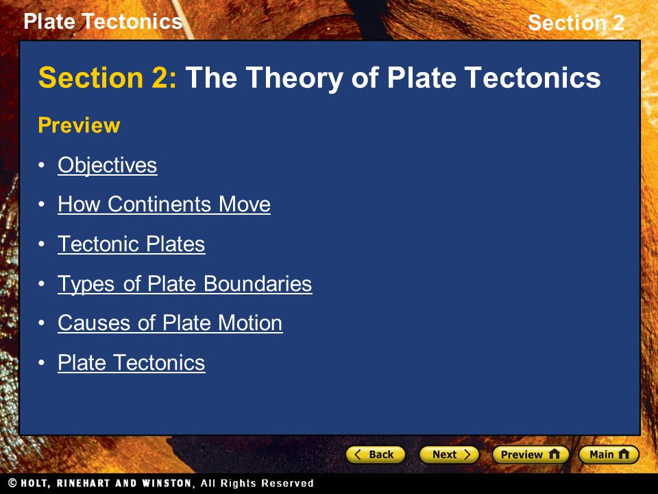 evaluate how plate tectonic theory helps The concepts of continental drift and seafloor spreading had revolutionized geology (see our module the origins of plate tectonic theory), and scientists excitedly began to revise their interpretations of existing data into a comprehensive theory of plate tectonics.