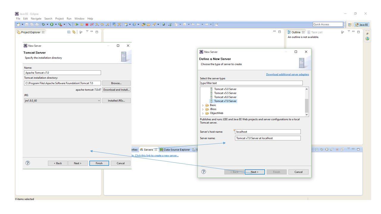 Core basic Java web server technologies  Tools Eclipse IDE for Java