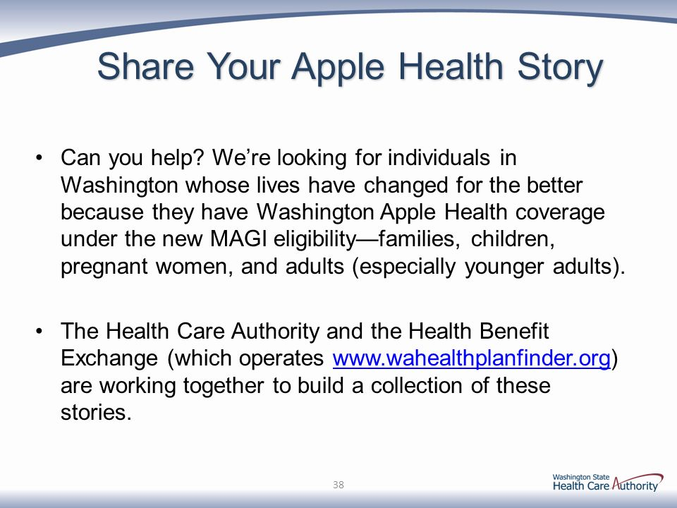 Washington Apple Health Washington Coalition Of Medicaid Outreach