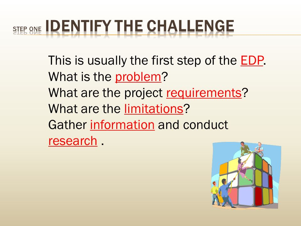 what is edp