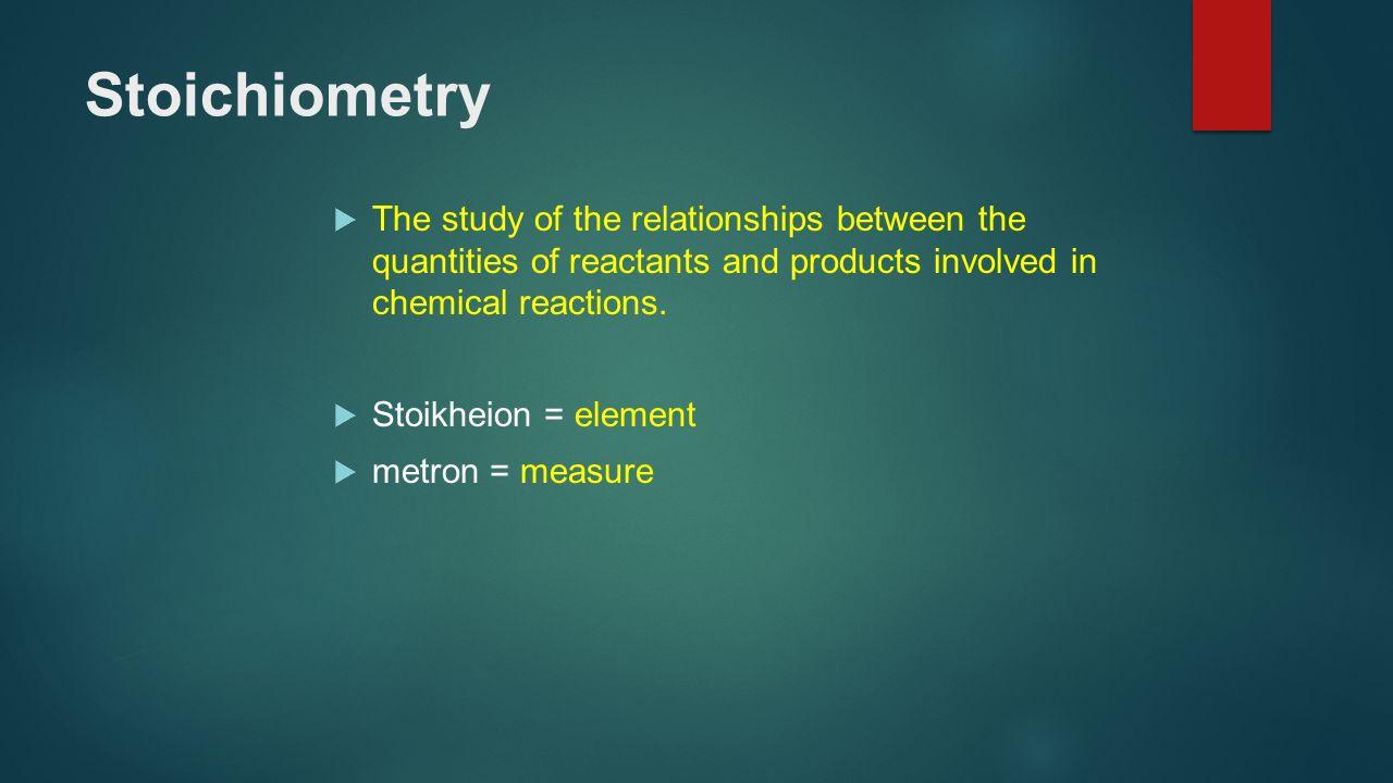 UNIT 2 – QUANTITATIVE CHEMISTRY (I.E. IN COMES THE MATHS!! BRING A ...