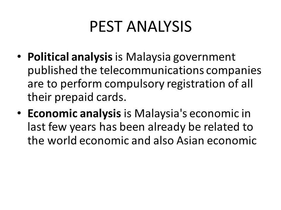 malaysia telecommunication industry analysis