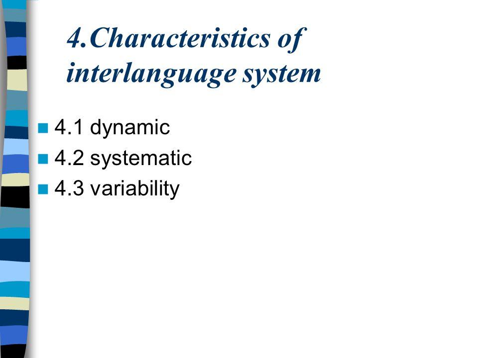 VARIABILITY IN INTERLANGUAGE PDF DOWNLOAD
