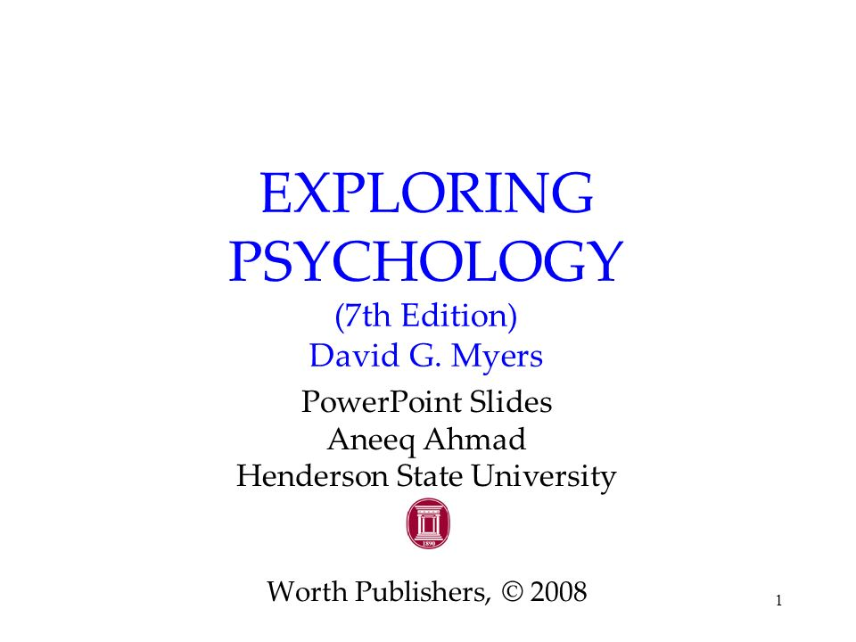 Solution manual for exploring social psychology 7th edition by.