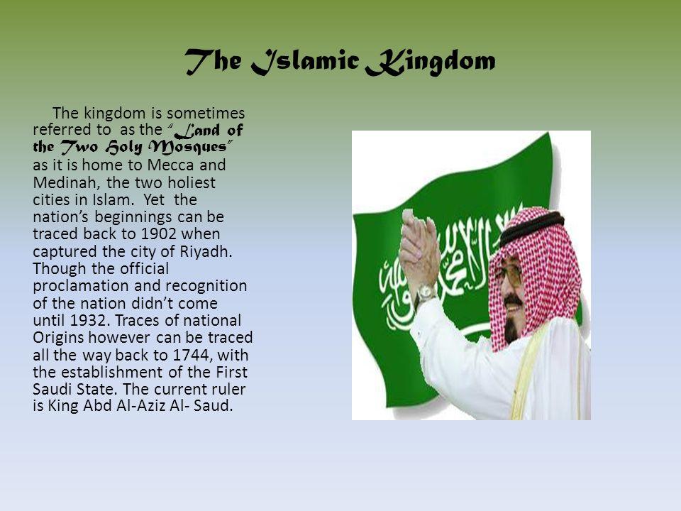 The Kingdom of Saudi Arabia Facts - Saudi Arabia is the largest