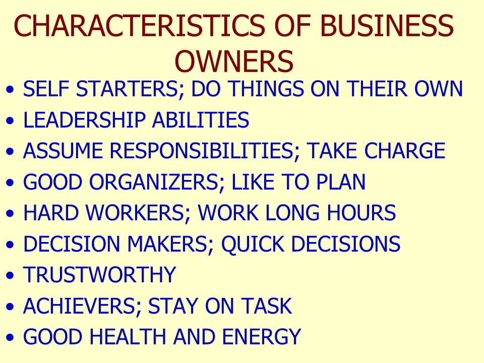 chapter 21 opportunities in small business small business