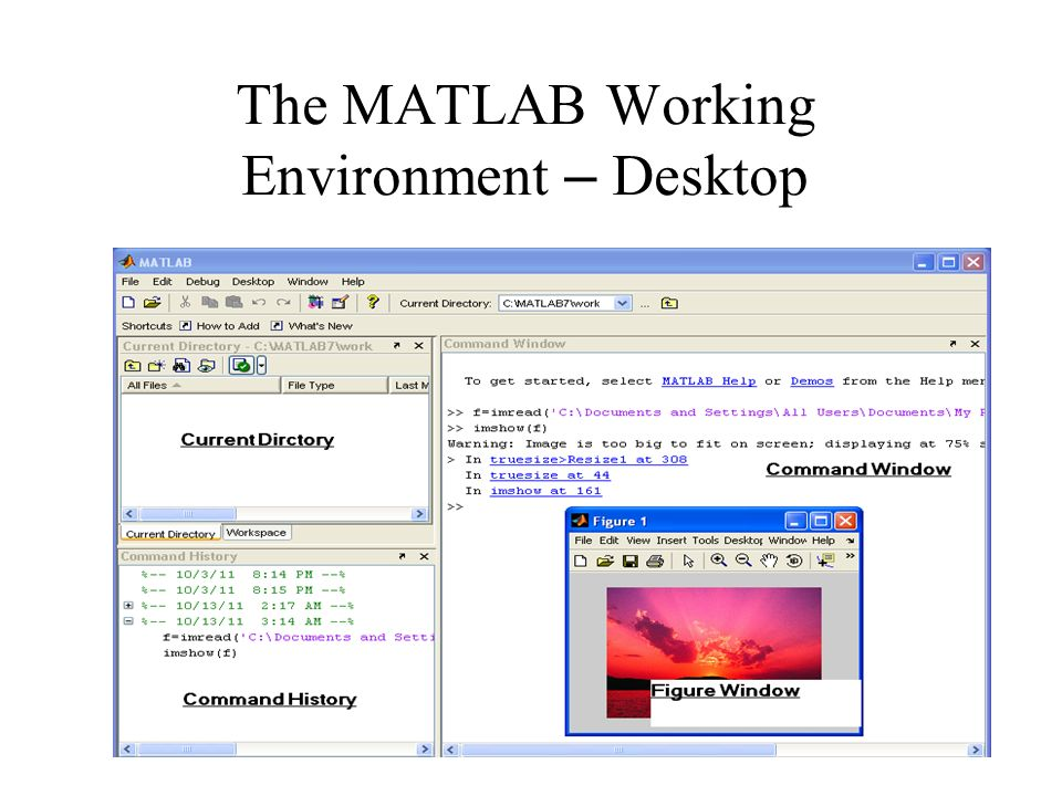 Digital Image Processing Introduction to MATLAB  Background