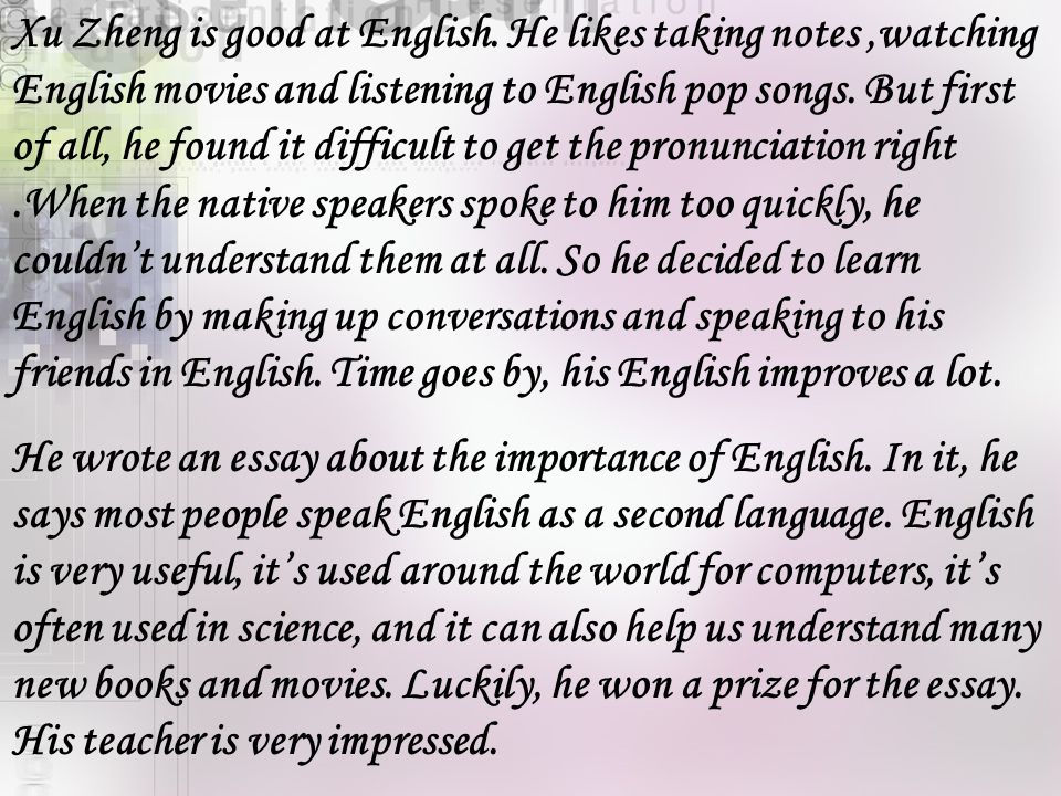 importance of learning english as a second language essay  mistyhamel a complete collection of state trials and proceedings for high essay