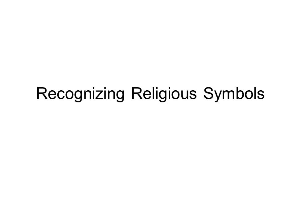 Recognizing Religious Symbols Hinduism Followers Hindus When The