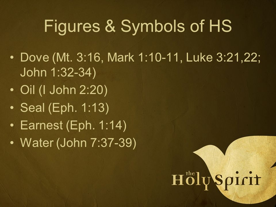LESSON 4  The Holy Spirit in the New Testament Distinctive