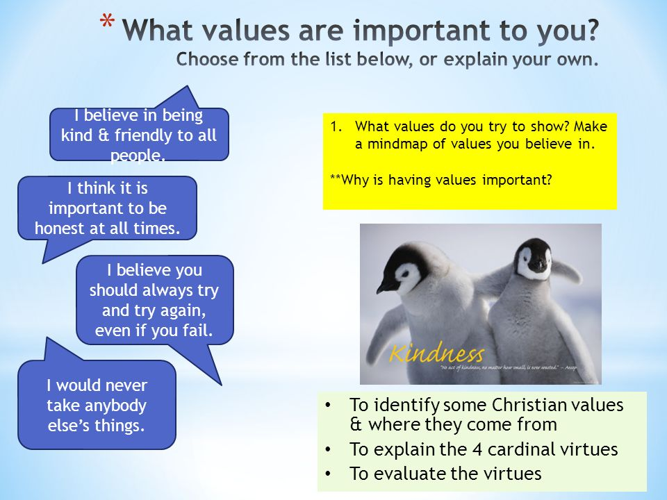 Cardinal virtues chapter 15 lesson 2. What does cardinal mean? It.