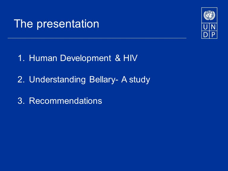 Investing in Human Development for an effective HIV Response