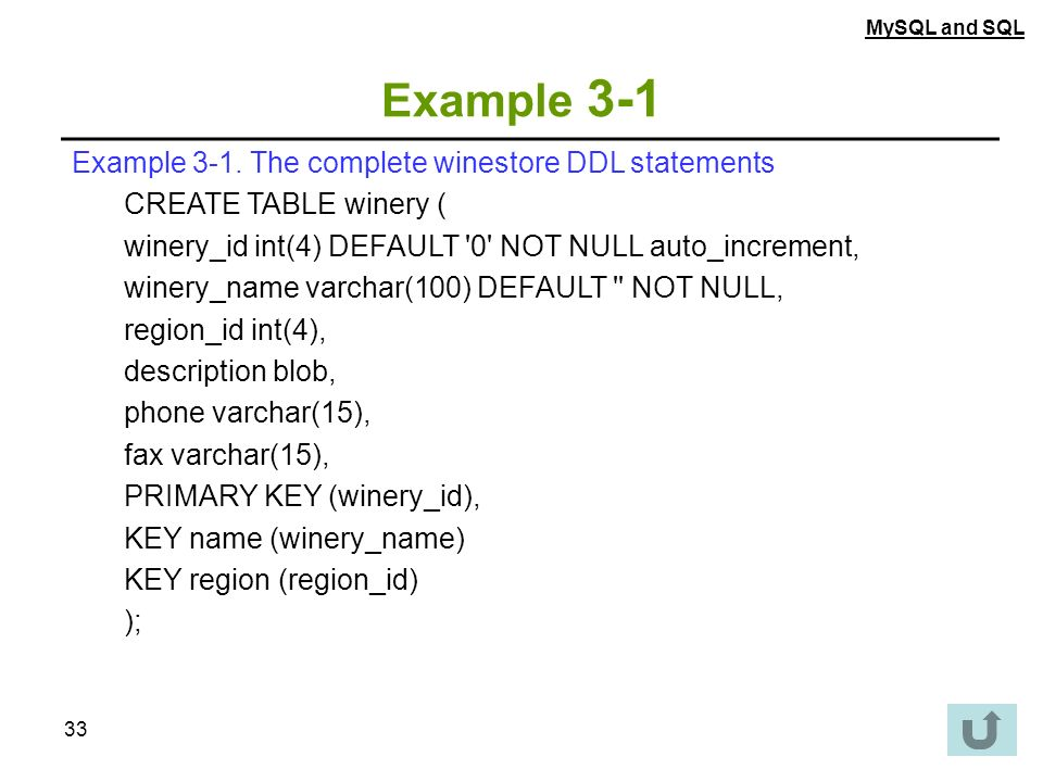 1 MySQL and SQL  2 Topics  Introducing Relational