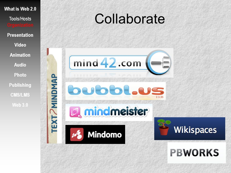 Web 2. 0 presentation at ocad | digital revolution.