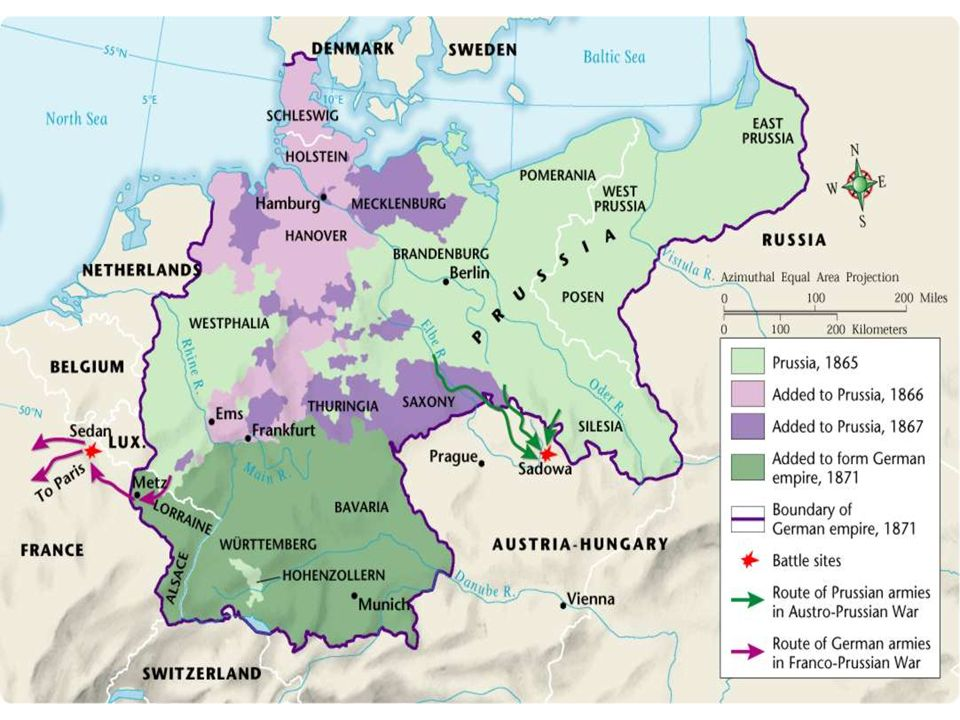 Map Of Germany Pre Unification.The Unification Of Italy And Germany Ppt Video Online Download