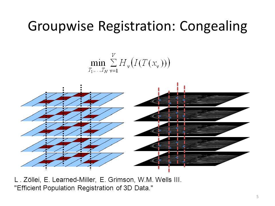 Group-wise Registration in NAMIC-kit Serdar K Balci (MIT) Lilla
