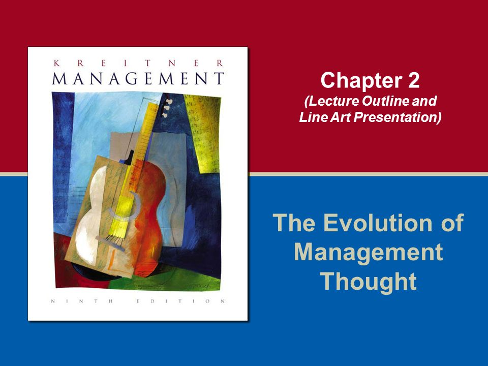 Chapter 2 (Lecture Outline and Line Art Presentation) The Evolution