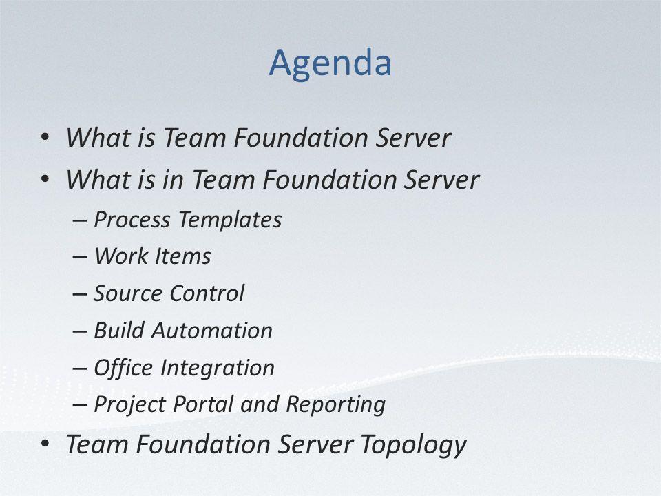 Team Foundation Server 2010 Introductory presentation. - ppt download