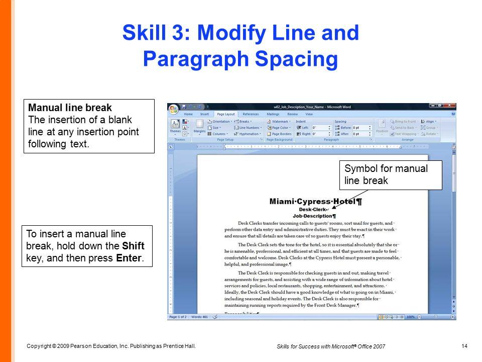 Copyright 2009 Pearson Education Inc Publishing As Prentice Hall