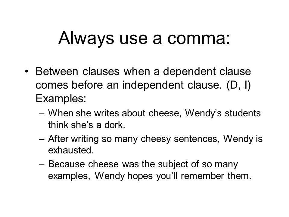 cheesy sentences