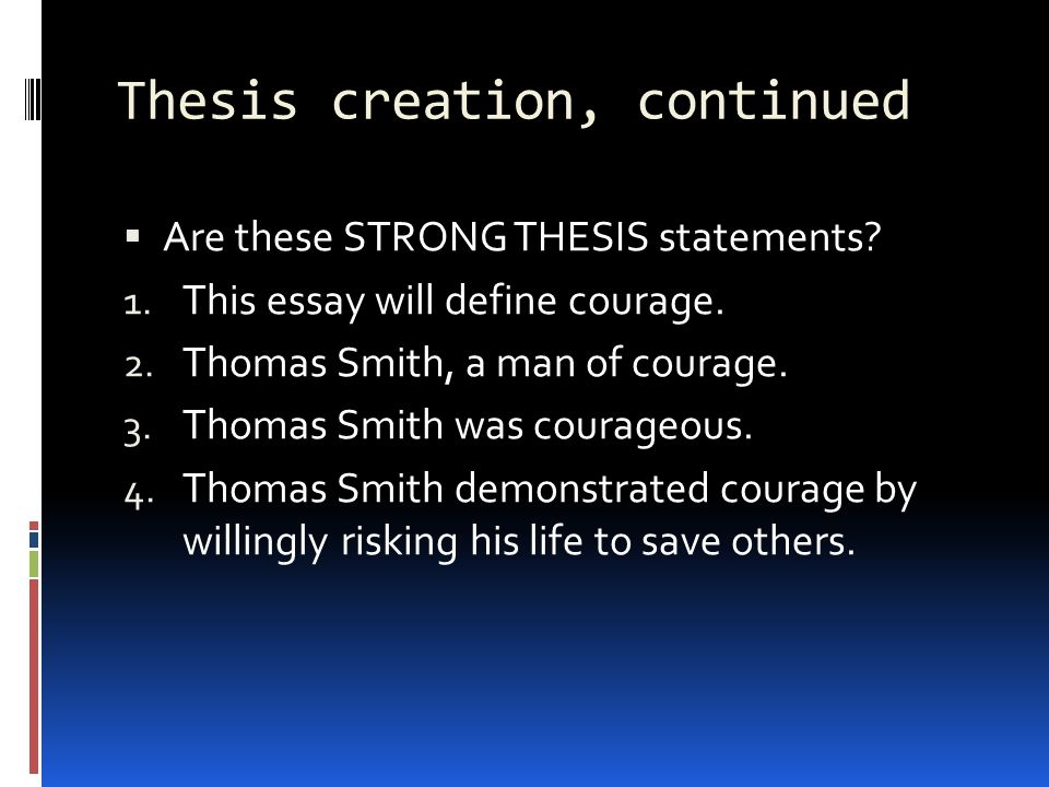Position Paper Essay  Thesis Creation  English Model Essays also Thesis Statement For Analytical Essay Julie Freydlin This Week  We Will Preview Unit  Project And  Examples Of English Essays