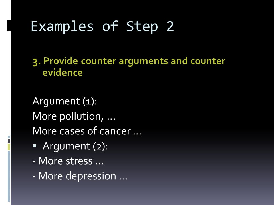 the crucial components of effective arguments the existence of a counter argument the credibility of Values are crucial components of effective and appropriate health care and are elements of virtually every clinical decision the existence of large grey zones in clinical practice underscores the importance of eliciting and 286 reg upshur and errol colak respecting patient values and openly acknowledging uncertainty.