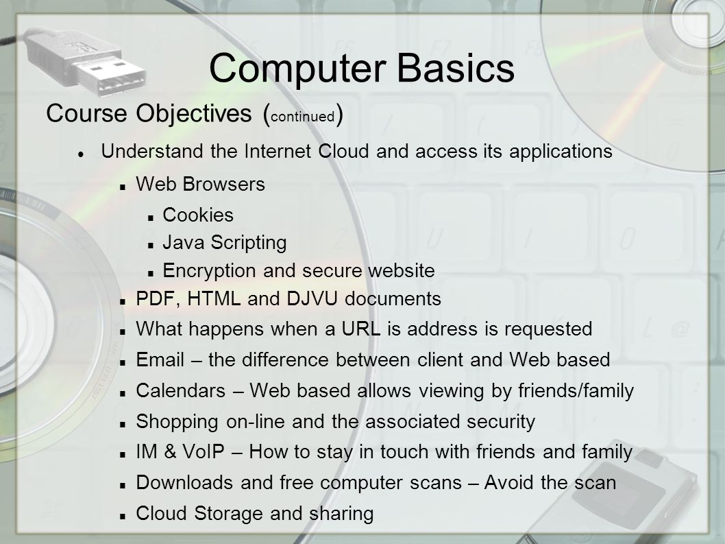 Pdf computer uses of