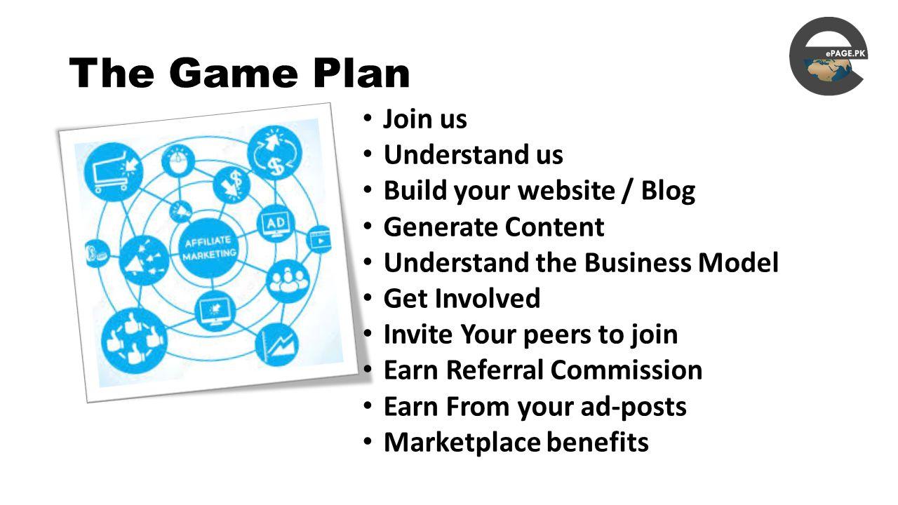 EPage pk Biggest Online Advertisement & Referral Program in Pakistan