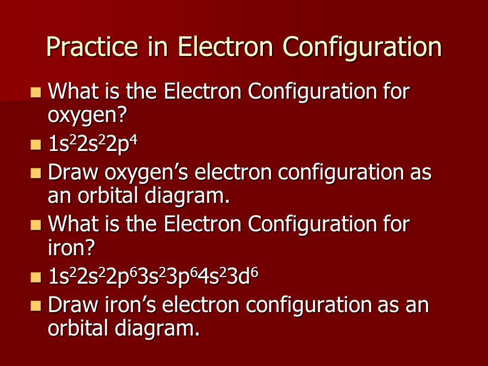 Orbital Diagrams Electron Configuration Notation Electron Dot