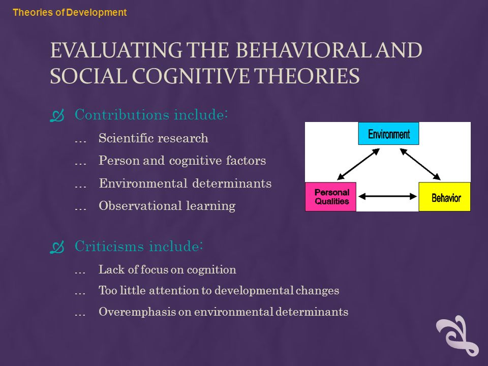 Cognition And Behavior Attention >> Behavioral Theories Classical Conditioning Operant