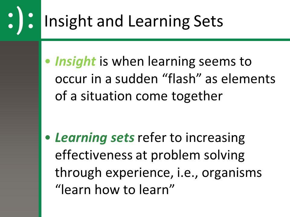 unit 6 learning ap psychology