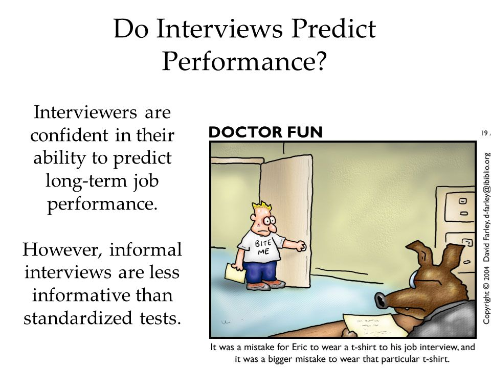 9 Do Interviews Predict Performance.