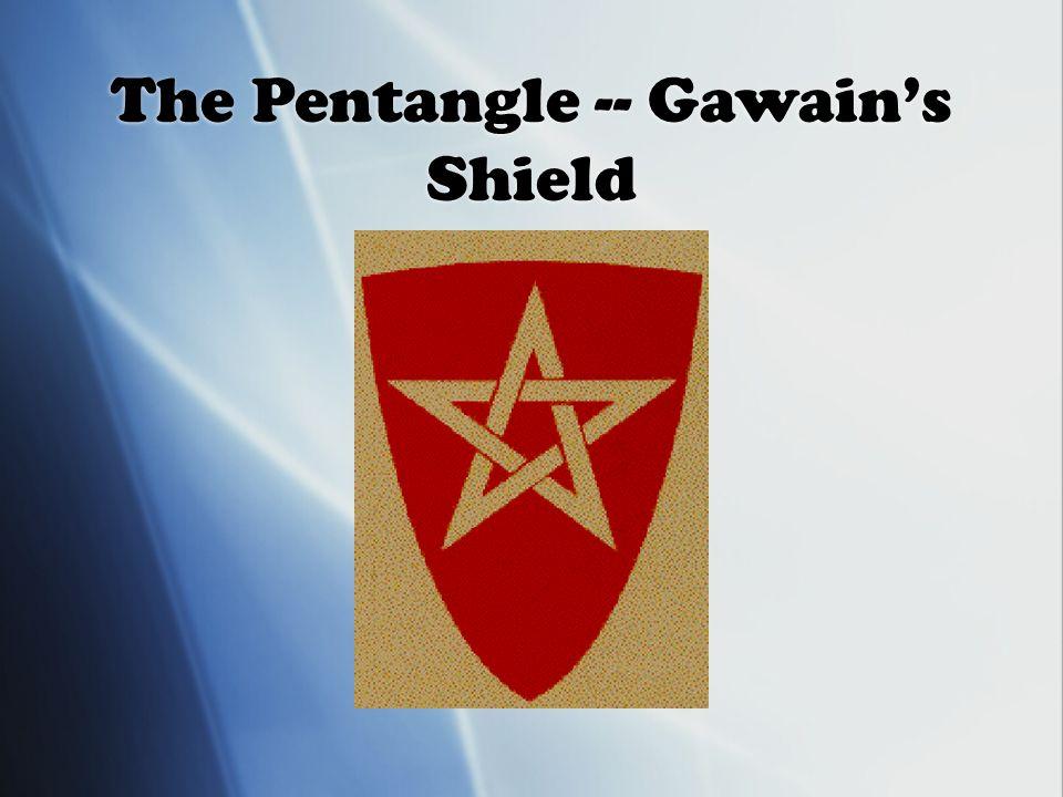 pentangle symbol sir gawain