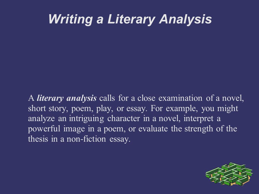 How To Write A Summary Ysis And Response | Writing A Literary Analysis Personal Response You Explore Your