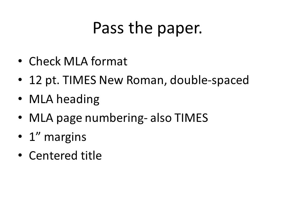 regents essay peer revision 2 pass the paper check mla format 12