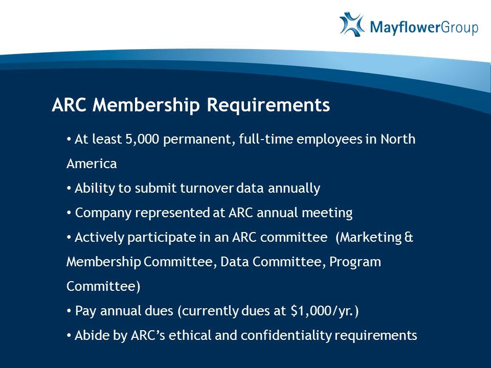 Attrition & Retention Consortium (ARC) Overview April ppt